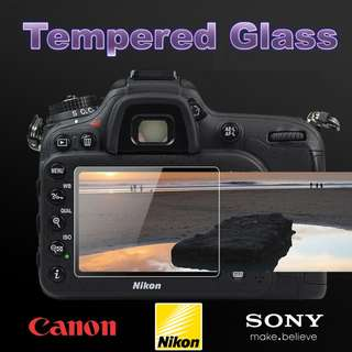 9H Tempered Glass Camera