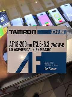 Tamron 18-200mm ( canon )