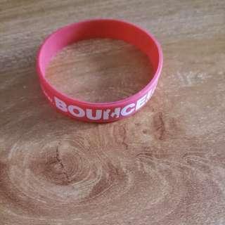 BOUNCE wristband