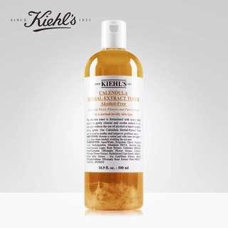 Kiehl's kiehls契爾氏金盞花植物精華化妝水500ml