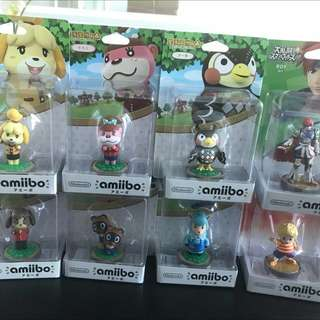 Amiibo for sale - brand new