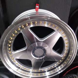 Velg OZ FUTURA Ring 17