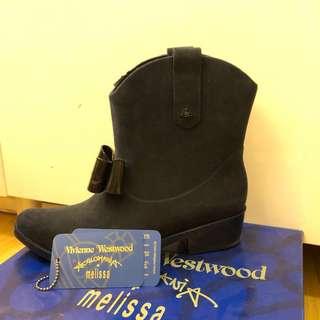 全新 Vivienne Westwood x Melissa boots