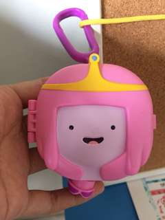 Mcdonald's happy meal toy princess bubblegum adventure time edition