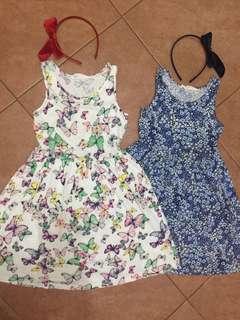 H&M Summer Dress 2 (bundle)