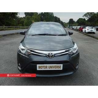 Toyota Vios 1.5A G