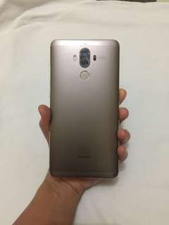 Huawei mate 9 mocha brown free swap for Iphone 6s plus