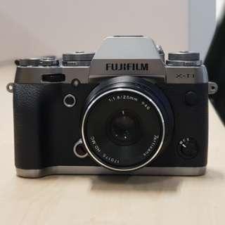 Fuji XT-1 $800 Body Only / Warranty till Dec *Mint*