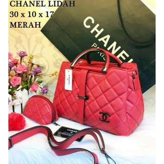 Channel lidah set super #QBB