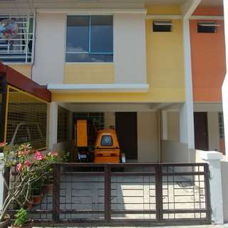 RFO Townhouse Complete in Daang Hari