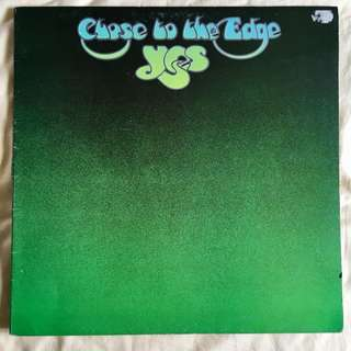 Yes - Close to the Edge Vinyl Record