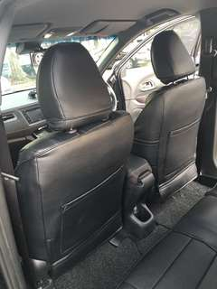 Honda Vezel genuine leather seat cover (customise)