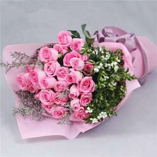 Flower Bouquet∕Hand Bouquet∕Birthday Bouquet∕Anniversary Bouquet∕Proposal Bouquet - 44CB