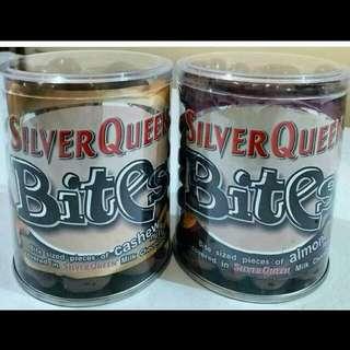 Silverqueen Bites 400gr