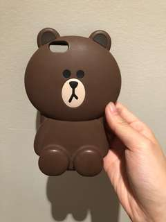 Line friends phone case iphone6