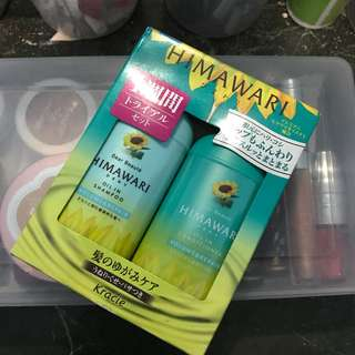 Volume & Repair travel set