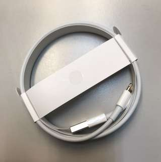 100% APPLE lighting to USB cable (1m)