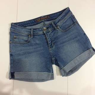 Cool Teens Short Jeans