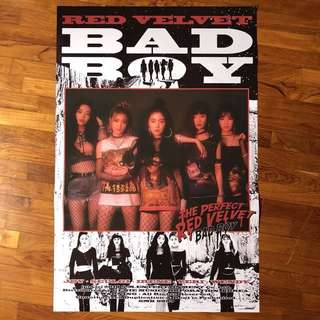RED VELVET- THE PERFECT VELVET Official Posters #bajet20