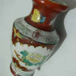 手繪舊瓷器