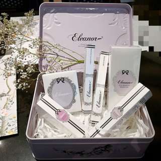 [NEWLY LAUNCHED] ELEANOR Makeup Set (The Miracle Key Makeup Set) + FREE Eleanor Silver Plated Mirror