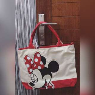 Disney Bag from Japan (MickeyMouse ; MiniMouse)
