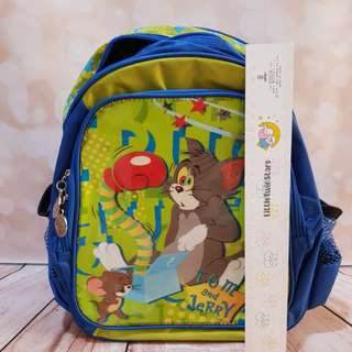 Tom and Jerry backpack