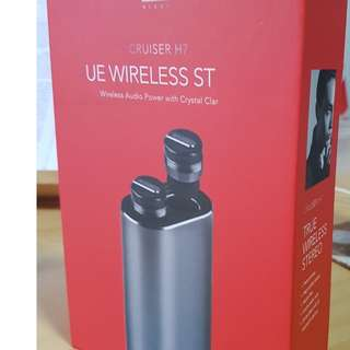 BRAND NEW: Vieox Cruiser H7 UE Wireless ST (Gun Metal)
