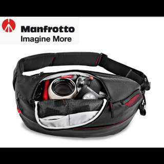 Manfrotto Pro Light Fasttrack-8 Camera Sling Bag