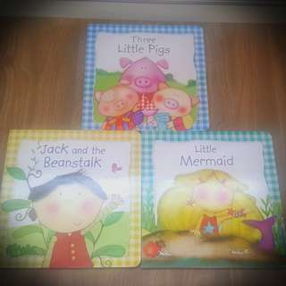 Preloved Children English Books