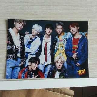 [Yes Card 相] BTS防彈少年團