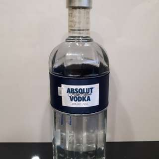 Absolut Vodka Mode Edition