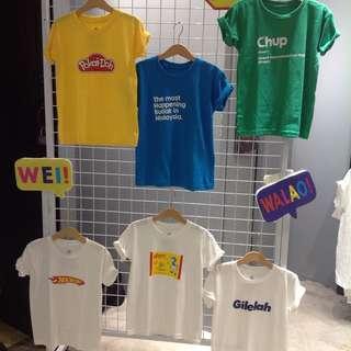 Apom Kids Tshirts