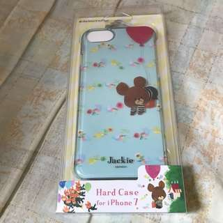 Jackie iPhone 7 Case 軟殻