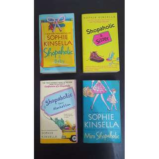 Chick Lit Books! P100 each or Buy 6 for P550