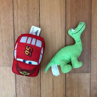 Singapore Airlines baby kids stuffed toys Disney