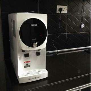 Cuckoo  King Top Iris Fusion Deluxe Murah Hadiah Free Gift Penapis Air dan Udara Water Filter Purifier