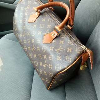 LV monogram speedy 35