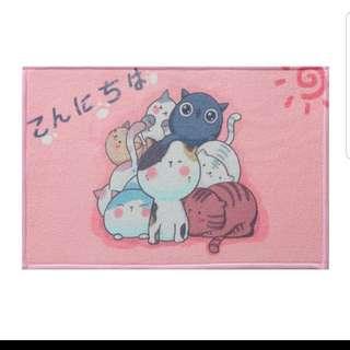 🐈🐺貓貓地墊🐾🐾🐾