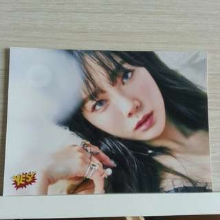 [Yes Card相] Taeyeon太妍@Girls' Generation少女時代
