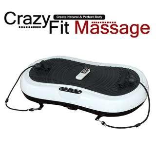 crazy fit / ultra thim alat olahraga getar paling murah dan bagus