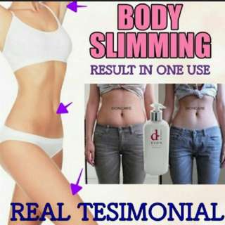 Saloon grade slimming