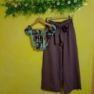 Trouser Set