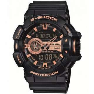 New Casio G-Shock Limited Models (New Collection)