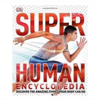 DK Super Human Encyclopedia