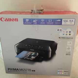 全新Canno printer