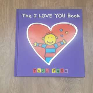 Preloved Toddler Book (The I LOVE YOU Book)