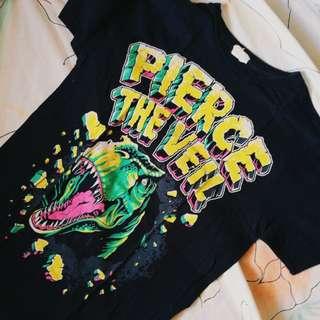 Hot Topic Pierce The Veil Band Shirt