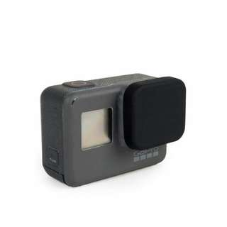 Brand New Silicone Lens Cover for Gopro Hero 5 and 6 - Black