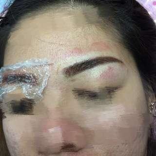 Embroidery Eyebrow